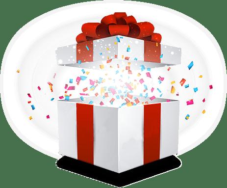 Получите подарок